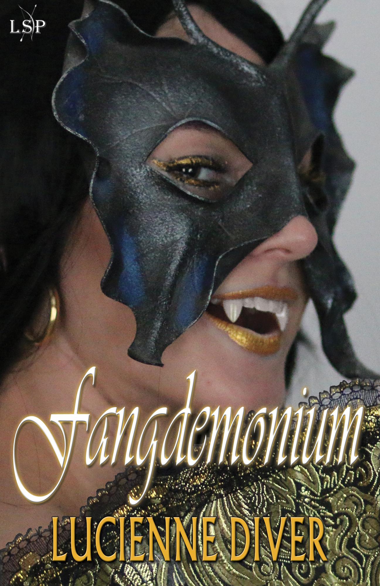 Fangdemonium by Lucienne Diver