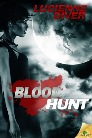 Bloodhunt by Lucienne Diver