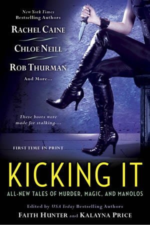 Kicking It by Lucienne Diver