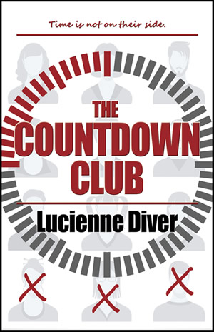 The Countdown Club by author Lucienne Diver